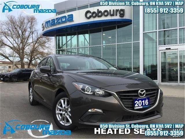2016 Mazda Mazda3 GS (Stk: 18060A) in Cobourg - Image 2 of 19