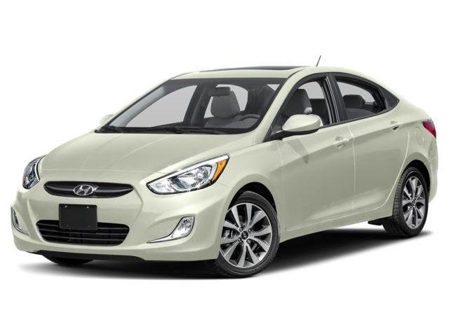 2017 Hyundai Accent SE (Stk: AT17025) in Woodstock - Image 1 of 9