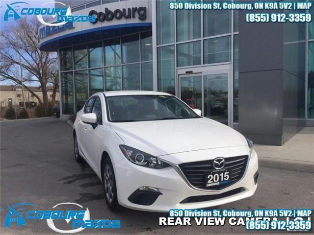 2015 Mazda Mazda3 GS (Stk: 17284B) in Cobourg - Image 2 of 23