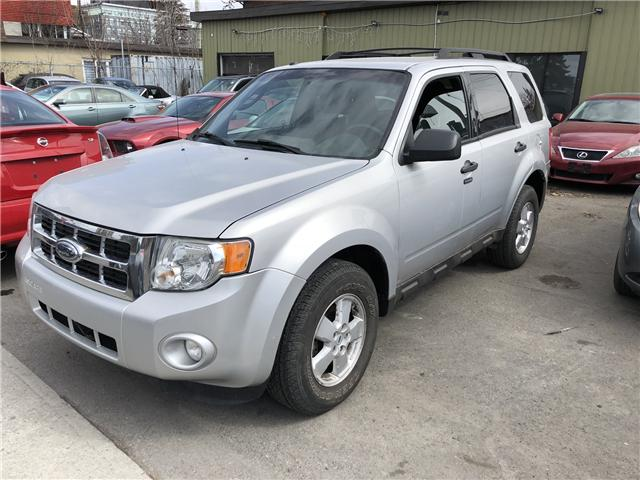2009 Ford Escape XLT Automatic (Stk: -) in Ottawa - Image 1 of 16