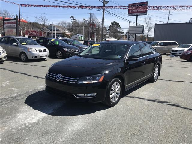 2015 Volkswagen Passat 2.0 TDI Trendline (Stk: U53215) in Lower Sackville - Image 1 of 13