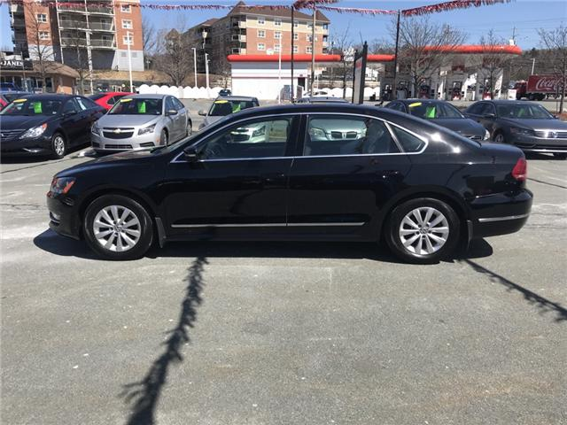 2015 Volkswagen Passat 2.0 TDI Trendline (Stk: U53215) in Lower Sackville - Image 2 of 13