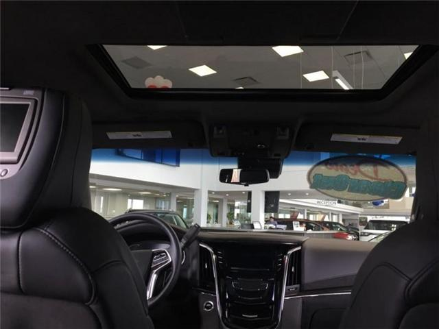 2018 Cadillac Escalade ESV Platinum (Stk: R129526) in Newmarket - Image 16 of 30