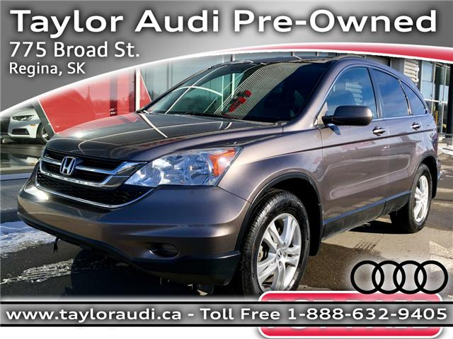 2011 Honda CR-V EX-L (Stk: P1801523) in Regina - Image 1 of 28
