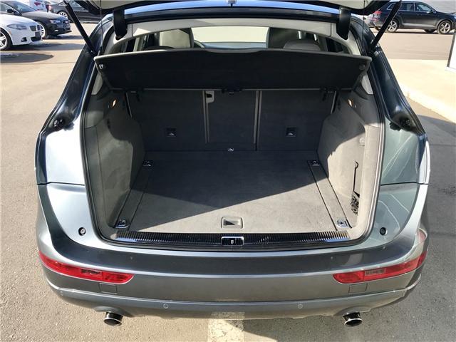 2012 Audi Q5 2.0T Premium Plus (Stk: P1802342) in Regina - Image 5 of 23