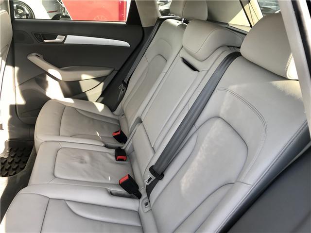 2012 Audi Q5 2.0T Premium Plus (Stk: P1802342) in Regina - Image 10 of 23