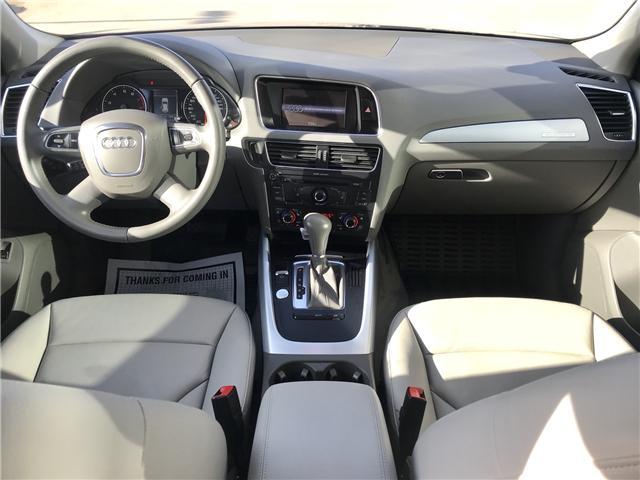 2012 Audi Q5 2.0T Premium Plus (Stk: P1802342) in Regina - Image 11 of 23