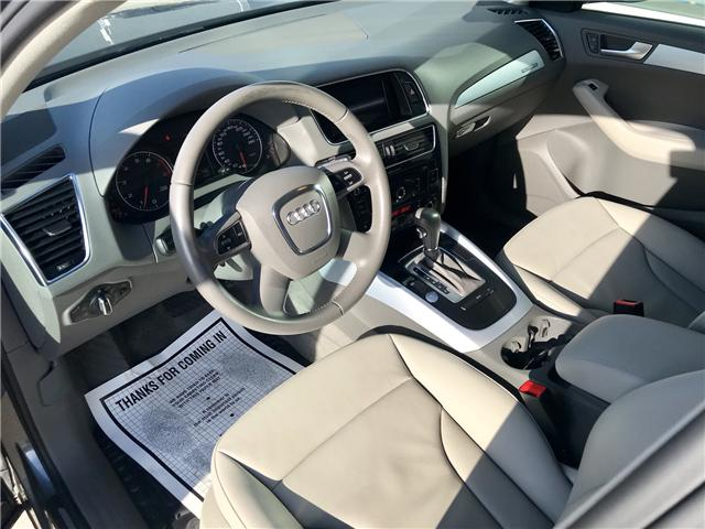 2012 Audi Q5 2.0T Premium Plus (Stk: P1802342) in Regina - Image 13 of 23