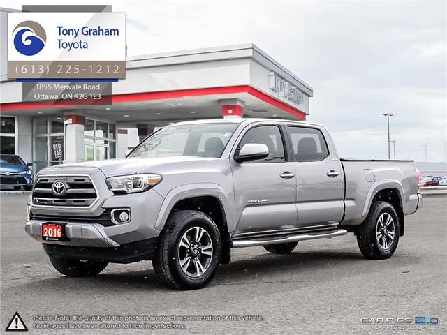 2016 Toyota Tacoma Limited (Stk: 56376A) in Ottawa - Image 1 of 25