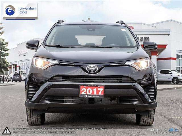 2017 Toyota RAV4 LE (Stk: U8929) in Ottawa - Image 2 of 25