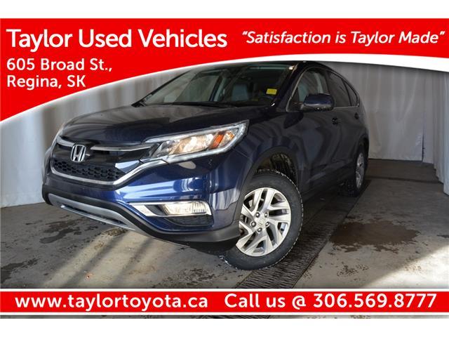 2015 Honda CR-V EX-L (Stk: 1735261) in Regina - Image 1 of 31