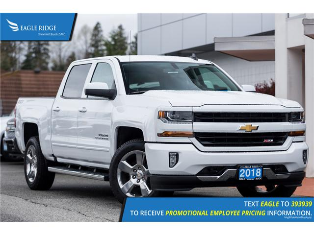 2018 Chevrolet Silverado 1500  (Stk: 89310A) in Coquitlam - Image 1 of 21
