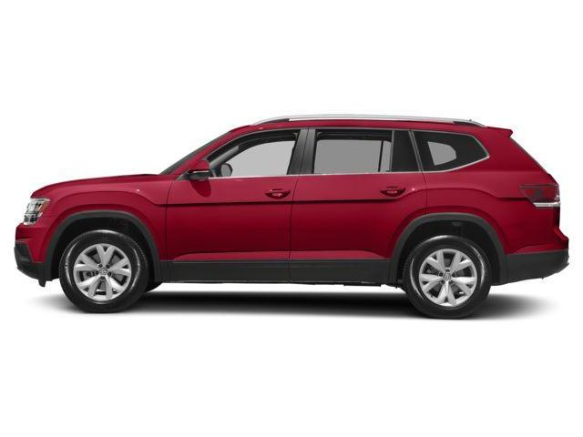 2018 Volkswagen Atlas 3.6 FSI Execline (Stk: JA562146) in Surrey - Image 2 of 8