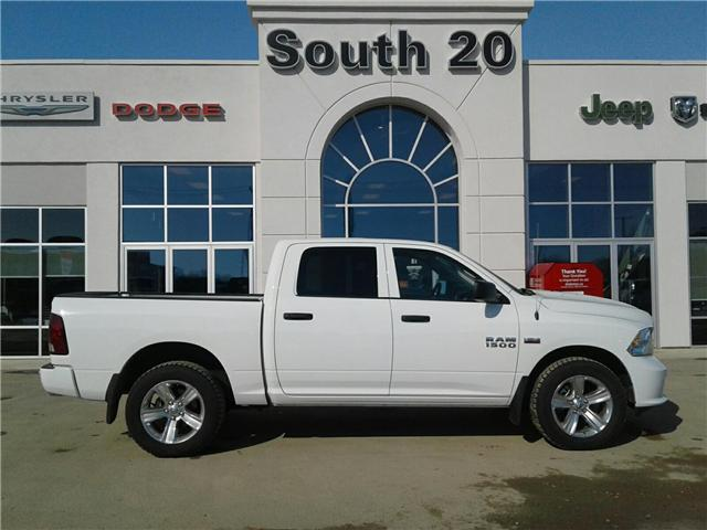 2017 RAM 1500 ST (Stk: 17TL0234A) in Humboldt - Image 2 of 19