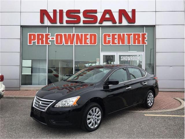 2014 Nissan Sentra 1.8 SV (Stk: M9492A) in Scarborough - Image 1 of 20