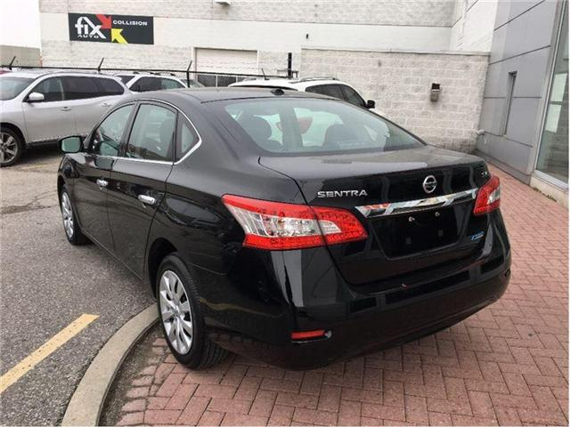 2014 Nissan Sentra 1.8 SV (Stk: M9492A) in Scarborough - Image 3 of 20