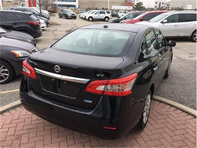 2014 Nissan Sentra 1.8 SV (Stk: M9492A) in Scarborough - Image 5 of 20