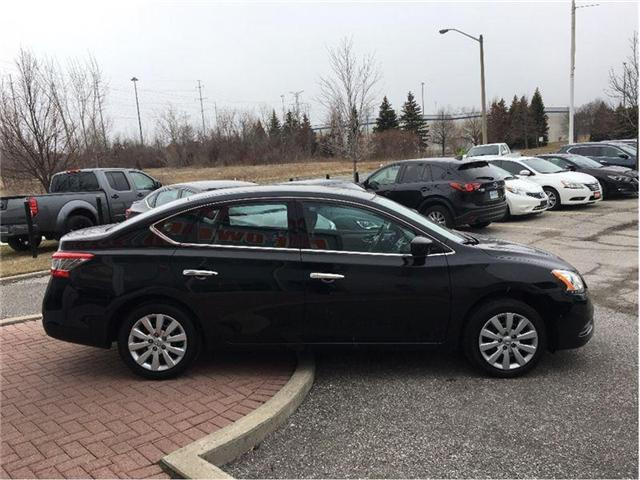 2014 Nissan Sentra 1.8 SV (Stk: M9492A) in Scarborough - Image 6 of 20