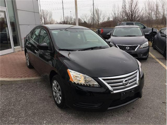 2014 Nissan Sentra 1.8 SV (Stk: M9492A) in Scarborough - Image 7 of 20