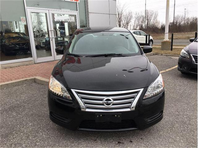 2014 Nissan Sentra 1.8 SV (Stk: M9492A) in Scarborough - Image 8 of 20