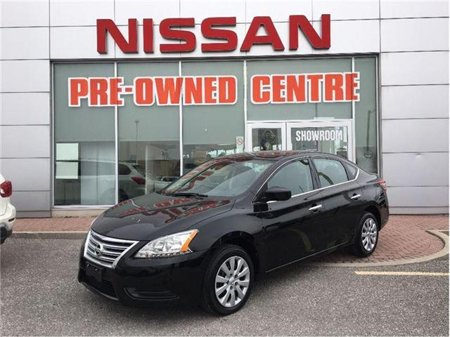 2014 Nissan Sentra 1.8 SV (Stk: M9492A) in Scarborough - Image 9 of 20