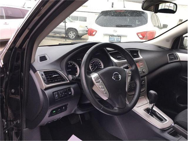 2014 Nissan Sentra 1.8 SV (Stk: M9492A) in Scarborough - Image 11 of 20
