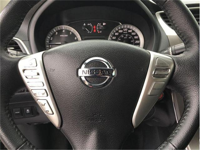 2014 Nissan Sentra 1.8 SV (Stk: M9492A) in Scarborough - Image 12 of 20