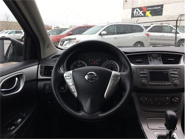 2014 Nissan Sentra 1.8 SV (Stk: M9492A) in Scarborough - Image 17 of 20