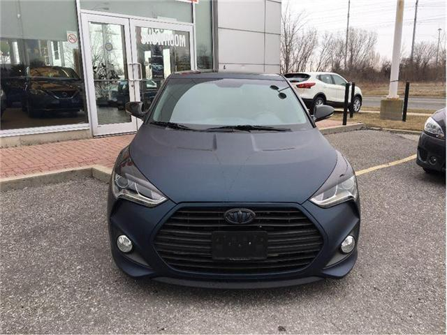 2013 Hyundai Veloster Turbo (Stk: M9572AA) in Scarborough - Image 8 of 21