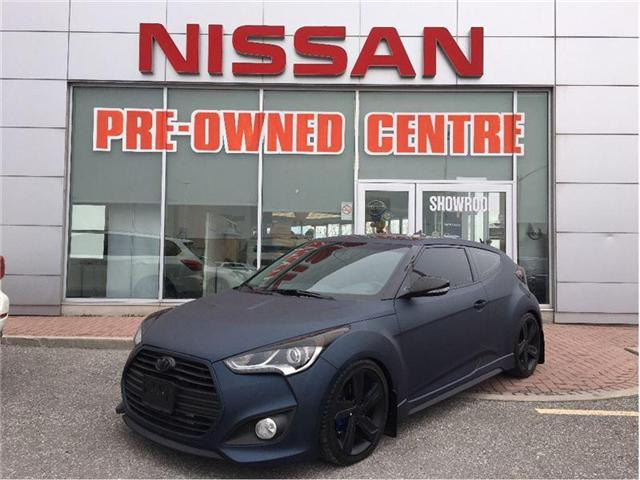 2013 Hyundai Veloster Turbo (Stk: M9572AA) in Scarborough - Image 9 of 21