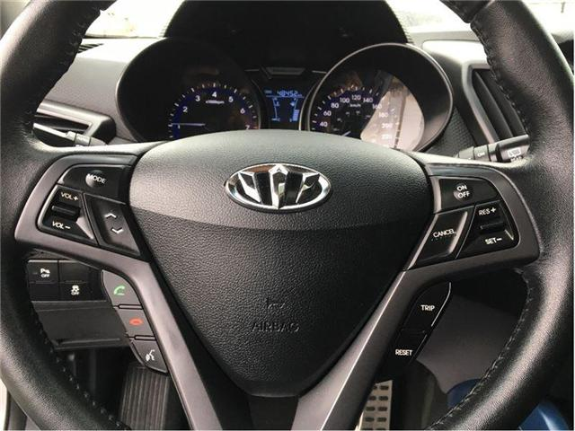 2013 Hyundai Veloster Turbo (Stk: M9572AA) in Scarborough - Image 13 of 21