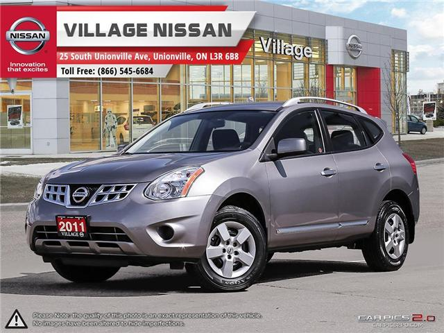 2011 Nissan Rogue S (Stk: 80408a) in Unionville - Image 1 of 27