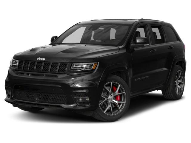 2018 Jeep Grand Cherokee Trackhawk (Stk: 8369) in London - Image 1 of 9