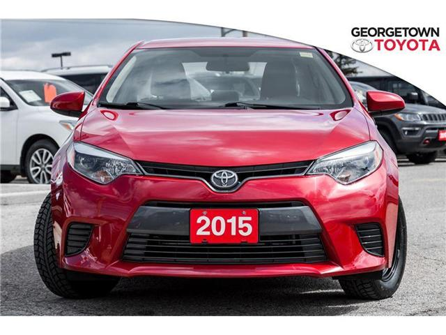 2015 Toyota Corolla  (Stk: 15-36143) in Georgetown - Image 2 of 20