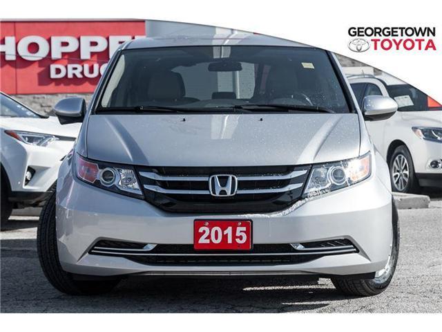 2015 Honda Odyssey EX (Stk: 15-05137) in Georgetown - Image 2 of 20