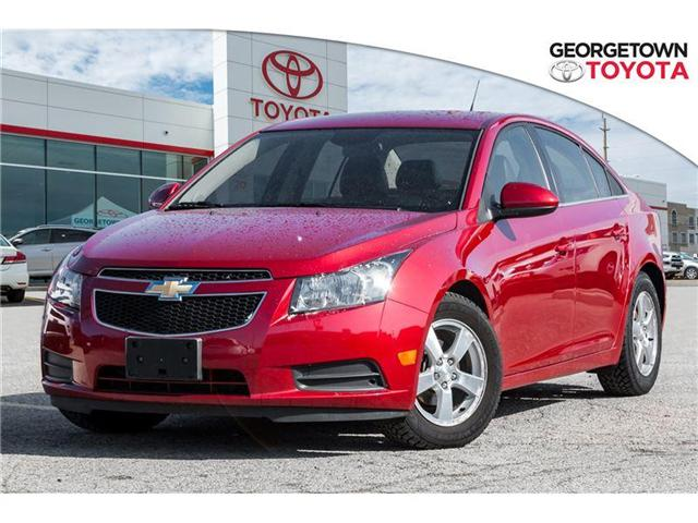 2014 Chevrolet Cruze 2LT (Stk: 14-21271) in Georgetown - Image 1 of 20