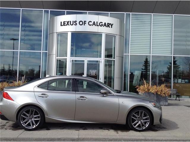 2018 Lexus IS 350 Base (Stk: 180109) in Calgary - Image 1 of 3