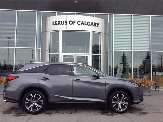 2018 Lexus RX 350L Luxury (Stk: 180225) in Calgary - Image 1 of 4