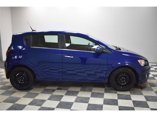 2012 Chevrolet Sonic LT - BLUETOOTH * MOONROOF * A/C (Stk: B1111) in Cornwall - Image 1 of 30