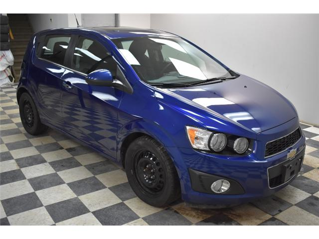 2012 Chevrolet Sonic LT - BLUETOOTH * MOONROOF * A/C (Stk: B1111) in Cornwall - Image 2 of 30
