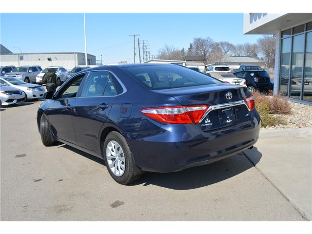 2016 Toyota Camry LE (Stk: 170055) in Regina - Image 4 of 31