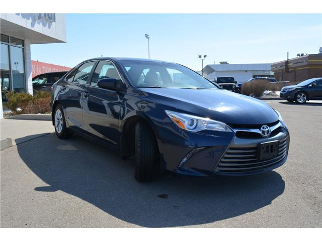 2016 Toyota Camry LE (Stk: 170055) in Regina - Image 8 of 31