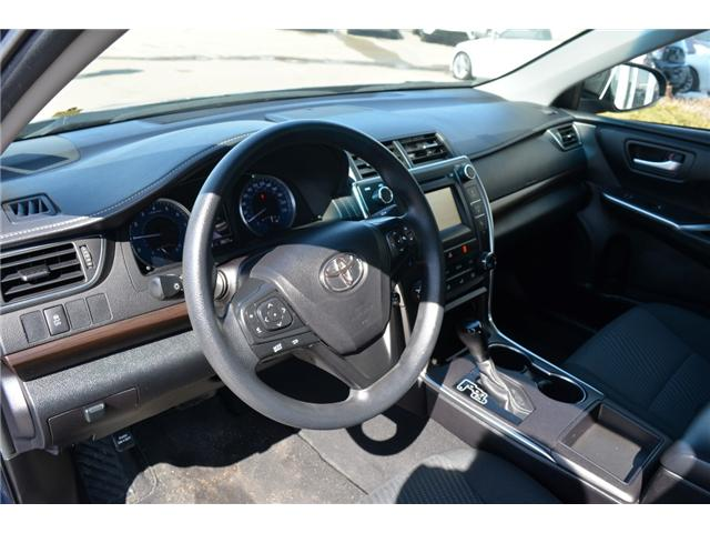 2016 Toyota Camry LE (Stk: 170055) in Regina - Image 10 of 31