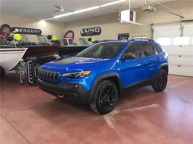 2019 Jeep Cherokee Trailhawk (Stk: T19-4) in Nipawin - Image 1 of 10