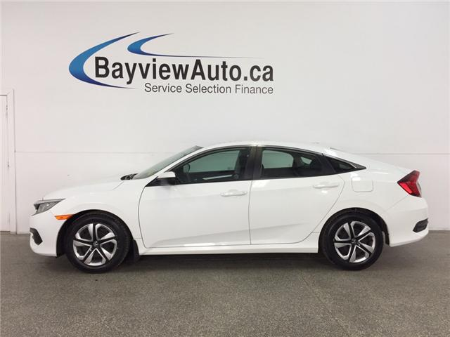 2016 Honda Civic LX (Stk: 32382) in Belleville - Image 1 of 24