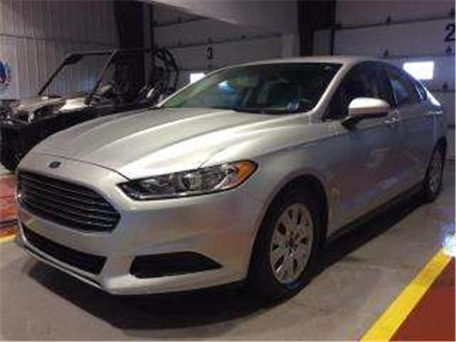 2014 Ford Fusion S (Stk: 325608) in Truro - Image 1 of 5