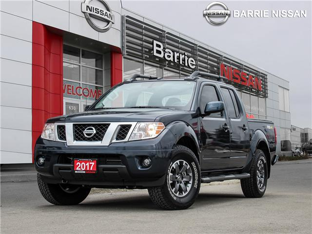 2017 Nissan Frontier PRO-4X (Stk: 18246A) in Barrie - Image 1 of 28