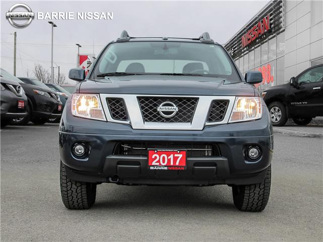 2017 Nissan Frontier PRO-4X (Stk: 18246A) in Barrie - Image 2 of 28
