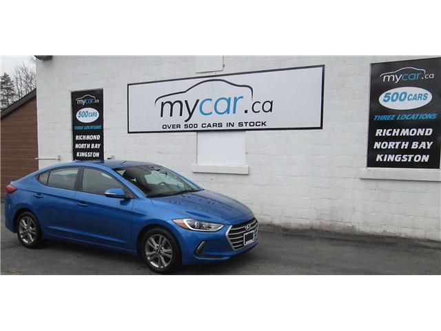 2018 Hyundai Elantra GL (Stk: 180245) in North Bay - Image 2 of 12