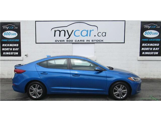 2018 Hyundai Elantra GL (Stk: 180245) in North Bay - Image 1 of 12